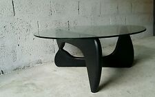 Table basse Noguchi Coffee table vintage années 70 design bout de canapé.