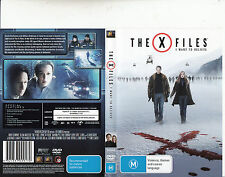 The X Files:I Want To Believe-2008-David Duchovny-Movie-DVD