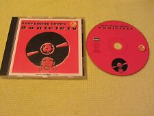Soulciety Everybody Loves Rare CD Album Acid Jazz ft Push Swop Rad Jackie O