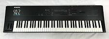 Ensoniq SQ2 Synthesizer 32 Voice + Sequencer + Effects Super Clean Works Great!