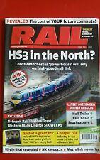 Rail Magazine no 752 July 9th-22nd  2014.