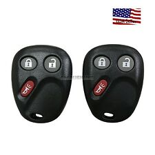 2 New Key Fob Keyless Entry Car Remote Control Replacement for LHJ011