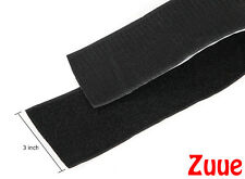 200mm x 75mm SUPER STRONG POLYESTER VELCRO PEEL N STICK HEAVY DUTY R/C MODEL