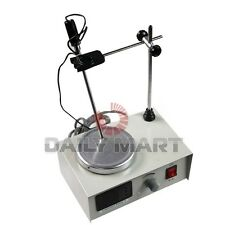 New Magnetic Stirrer with Heating Plate Hotplate Mixer 85-2