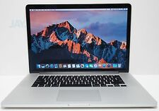 "Apple MacBook Pro Retina Display Core i7 2.3GHz 8GB 256GB SSD 15"" MC975LL/A"