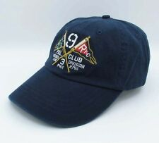 Polo Baseball Cap Dark Blue Sailing Team Event 067 Hat Unisex Sunhat 042