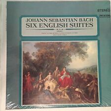 HELMUT WALCHA JS Bach - Six English Suites US orig Mace SM 9033 Sealed