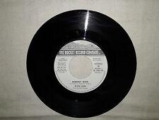 Elton John/Christian/Nobody Wins/Daniela -Disco Vinile 45Giri7 Ed.PromoJukeBox