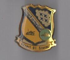 Pin's Armée / Opération Militaire Desert Storm (Tempête Du Désert) / victory