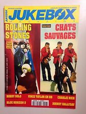 JUKEBOX MAGAZINE N°97 OCT 1995 ROLLING STONES - POSTER LES BEATLES