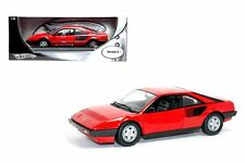 HOT WHEELS 1:18 FERRARI MONDIAL 8 Diecast Model Car Red p9882