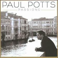 FREE US SHIP. on ANY 2 CDs! NEW CD Paul Potts: Passione