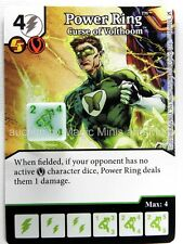 Green Arrow Flash * FOIL * POWER RING Curse of Volthoom #68 DC Dice Masters card