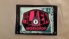 New Alien Workshop Polaroid Decal Sticker