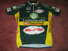 LANDBOUWKREDIET COLNAGO VERMARC ITALIAN CYCLING JERSEY [L-4-50]