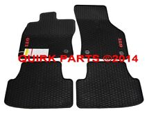 2015-2016 VW Volkswagen GTI MK7 All Season Rubber Monster Mats Set Of 4 GENUINE