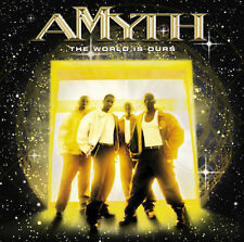 Audio CD: The World Is Ours, Amyth. New Cond. Explicit Lyrics. 093624748427