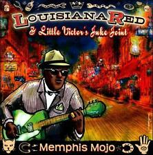 Memphis Mojo by Little Victor's Juke Joint/Louisiana Red (CD, Aug-2011, Ruf...