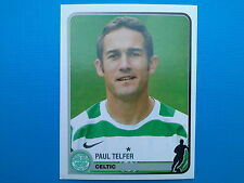 PANINI CHAMPIONS OF EUROPE 1955 - 2005 - N.121 TELFER CELTIC