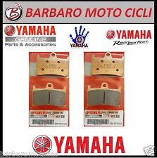KIT 2 COPPIE PASTIGLIE FRENO ANTERIORE ORIGINALI YAMAHA MT 09 TRACER 2015 - 2016