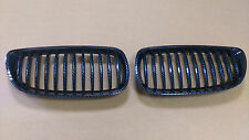 Front Kidney Grille Carbon Look For BMW E92 E93 328i 335i M3 2DR 2007-2010