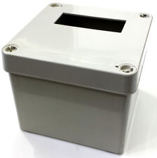 SMALL CONTROL MOUNTING BOX FOR ELITECH, EVCO, CARELL, DIXON ETC DIGITAL CONTROLS