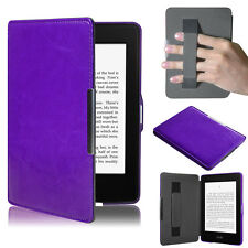 2016 Leather Smart Case Cover for New Amazon Kindle Paperwhite 5 with Sleep Wake