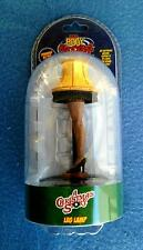 A CHRISTMAS STORY LEG LAMP BODY KNOCKERS NECA REEL TOYS 2014 SOLAR POWERED
