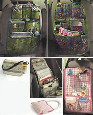 Car Organizers, Back of Seat Storage, Messenger Bag and More Sewing Pattern