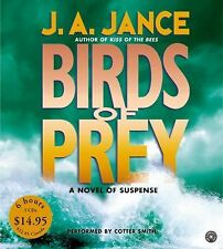 Birds of Prey CD Low Price, Jance, J. A., Good Book