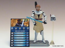STAR WARS Obi-Wan Kenobi CLONE COLLECTION CW02 2 TCW SOTDS LOOSE