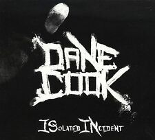 ISolated INcident  by Dane Cook (CD,& dvd NEW
