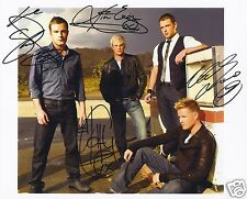WESTLIFE SIGNED 10x8 PHOTOGRAPH - UACC & AFTAL RD AUTOGRAPH - SHANE FILAN