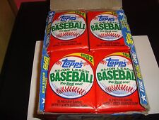 1982 TOPPS UNOPENED BASEBALL WAX PACK MINT RIPKEN JR RC 15 Cards Per Pack