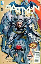 BATMAN #49 NEAL ADAMS VARIANT NEAR MINT DC COMICS 2/10/16