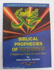 BIBLICAL PROPHECIES OF MUHAMMAD book quran shariah hijab muslim iman allah   378