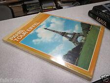 1973 PARIS. La TOUR EIFFEL. Texte & Photographies. Documentaires Alpha *