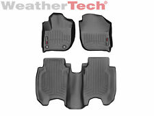 WeatherTech Custom FloorLiner Car Mat for Honda HR-V - 2016-2017 - Black