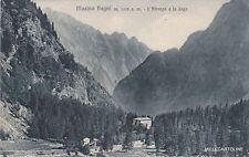# MASINO BAGNI: L'ALBERGO E LA SEGA  1931
