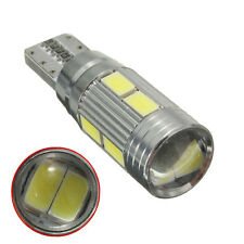 Hot T10 CANBUS 5630 10 SMD LED ERROR FREE 501 194 W5W Car Side Wedge Light Bulb
