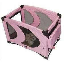 PET GEAR Medium HOME N GO PINK Pet & Puppy Playpen Model PG4200PI ~NEW~