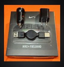 NIKE Fuel Band USB Retractable Travel Sync & Charger For Home / Auto Car