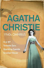 The Agatha Christie Years - 1940s Omnibus, By Agatha Christie,in Used but Accept