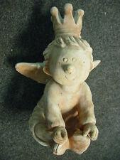 Engel aus Ton Neu Garten Deko Ausstellung 30cm Hoch
