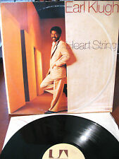 EARL KLUGH heart string- LP - UA -Italy - 1980  - jazz - fusion - guitar
