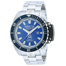 Invicta Victory Cruise 46mm Grand Diver Quartz Stainless Steel Bracelet Watch