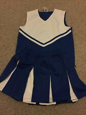 GIRLS LARGE CHEERLEADING CHEER UNIFORM COSTUME
