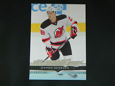2014-15 Upper Deck UD Young Guns #232 Damon Severson New Jersey Devils ROOKIE RC