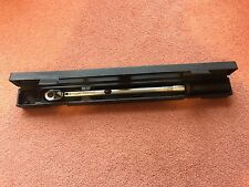 """HAZET 6123-1CT Torque Wrench 60 - 320 Nm, Drive 1/2"""" - 12,5 mm incl. Safe Box"""