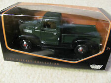 1941 PLYMOUTH TRUCK 1/24 DIECAST MODEL...new low price